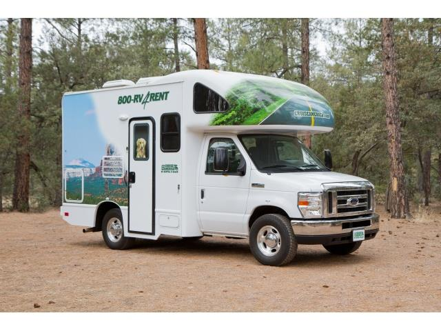Cruise – Compact RV 19 ft