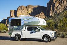 17' Truck & Camper Exterior