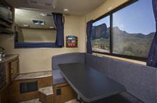 17' Truck & Camper Interior