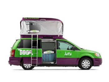 Jucy – Champ Camper Van