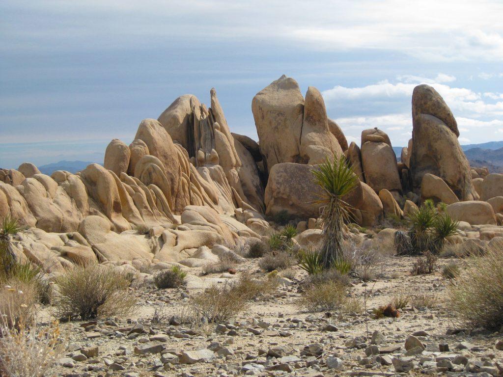 Joshua Tree National Park Rock Formations