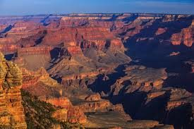 Ariel view of Grand Canyon National Park