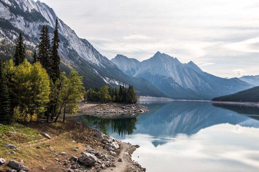 RVing Jasper National Park