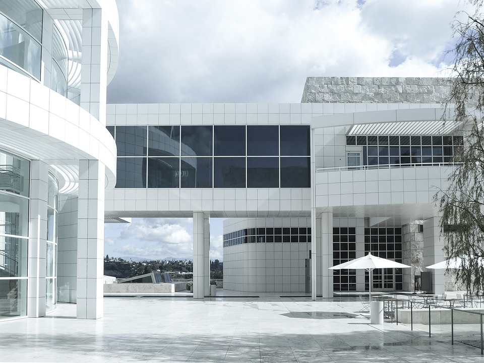Getty Museum Building