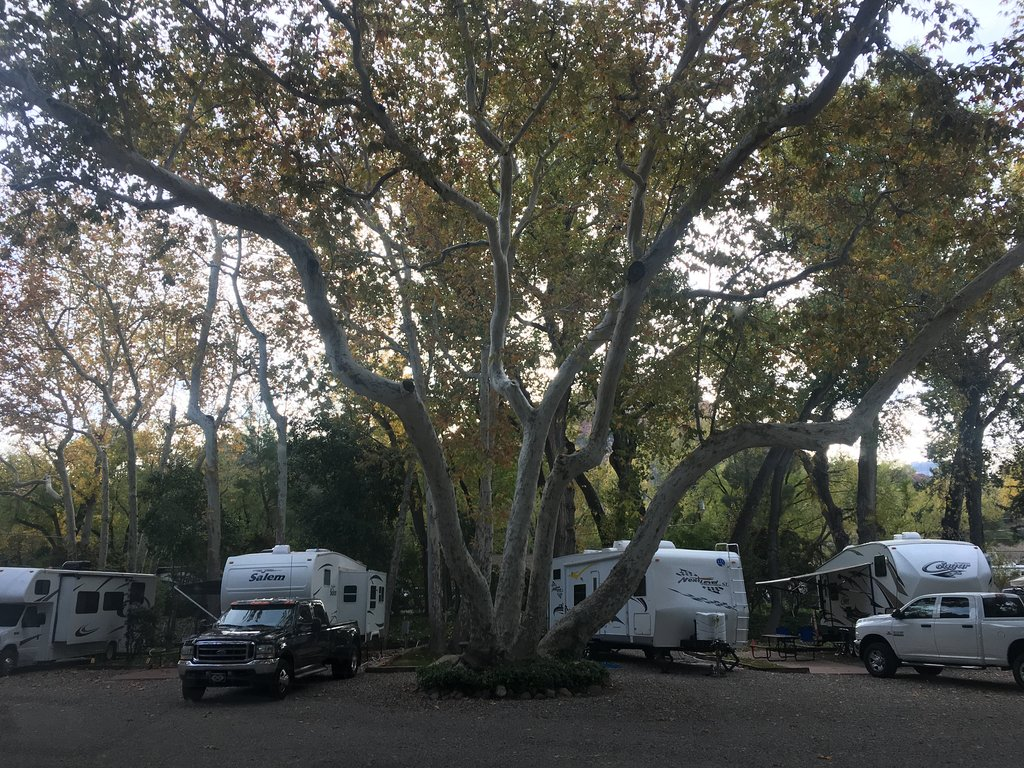 Top RV Camping Destinations Arizona
