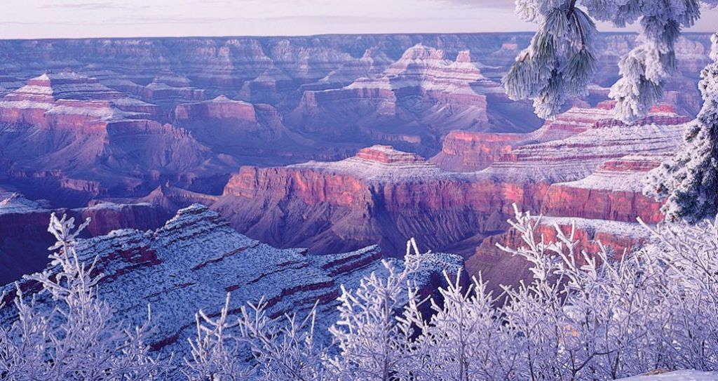 Grand Canyon in RV